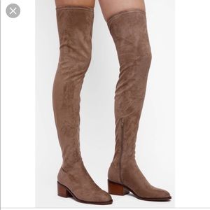 Steve Madden Gabbie Over The Knee Boots